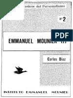 Mounier Carlos Diaz