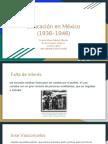 Educación en México (1936-1946)