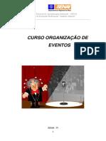 Apostila Organização de Eventos