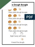 pizza dough boogie