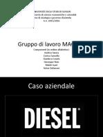 Caso Aziendale Diesel