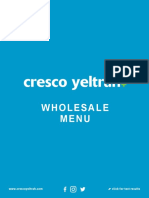Cresco Yeltrah Products