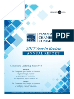 Canandaigua Chamber 2017 Year in Review