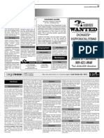 Claremont COURIER Classifieds 2-2-18