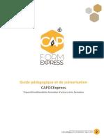 Guide Pedagogique Et de Scenarisation