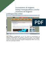 GIS and BEER Land Viewer Procesamiento de Imágenes Multiespectraleshttp