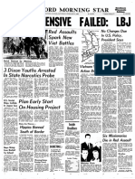 Feb. 3, 1968 front page