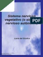 Sistema Nervioso Vegetativo o Sistema Nervioso Aut Nomo 1 to 18