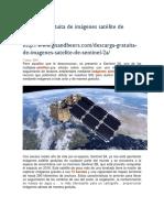 GIS and BEER Descarga Gratuita de Imágenes Satélite de Sentinel 2ª
