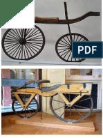 Imagenes de La Evolucion de La Bicicleta