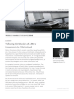 Guggenheim Partners Weekly Market Perspective September 1, 2010
