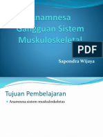 anamnesa Gangguan Sistem Muskuloskeletal, Persarafan dan Indera.pptx