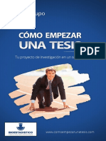 Como Empezar Una Tesis Texto.pdf
