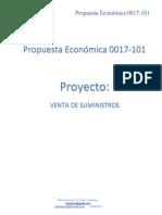 Cotización Suministros 2017_101