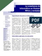 Informatica Educativa en Chubut