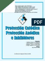 Protección Catódica y Anódica e Inhibidores
