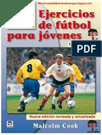 101 Ejercicios de Fútbol para Jóvenes (12 a 16 años)