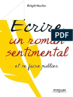 Ecrire Un Roman Sentimental Et Se Faire Publier (Les Ateliers D'Écriture) (French Edition)