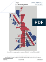Toscafund Discussion Paper - Growth of Britains University Cities