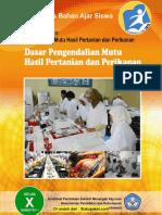 123dok Buku Dasar Pengendalian Mutu Hasil Pertanian Dan Perikanan Smt1