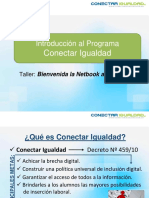Taller Bienvenida La Netbook