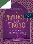 A Traidora Do Trono - Alwyn Hamilton