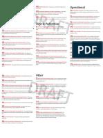 AAMPO Project Descriptions