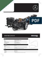 Mercedes Benz RSd2638