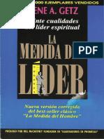 La Medida Del Lider Gene Getz 2