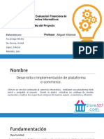 Desarrollo e Implementación de Una Plataforma E-commerce (UPDATED)