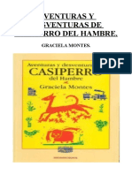 Aventuras y Desventuras de Casiperro del Hambre, Graciela Montes (1).pdf