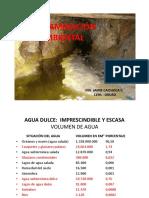 Agua y Minería en Oruro