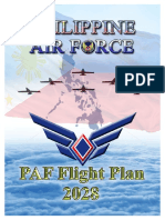 PAF Flight Plan 2028 Hand Outs
