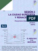 Sesión 3- La Ciudad Burguesa y Renacentista.pdf