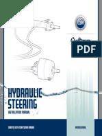 Hydraulic Steering Manual