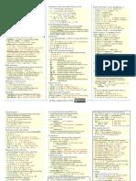 Python 3.4 Reference Chart