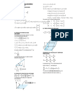 Sesión 01 Formulas para análisis vectorial