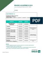 2018 Calendario Academico Mod Distancia