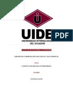 Senales y Formas de Onda de Los Sensores en El Automovil PDF