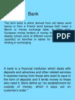 Report Finance