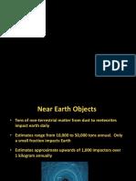 Near Earth Objects Presentation -- 2002 AJ129