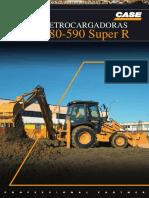 Catalogo Retroexcavadoras 580 590 Serie2 Case
