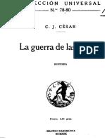 comentario de la guerra de las galias.pdf