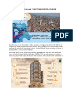 Bhendi Bazaar Cluster Redevelopment