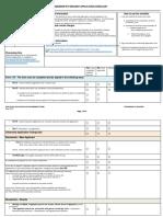 Citizenship by Descent Checklist