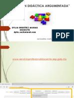 Presentacion Pda Jornada Est 2016