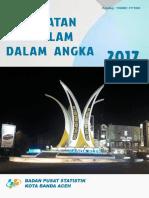 Kecamatan Kuta Alam Dalam Angka 2017