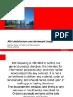 ASH Architecture and Advanced Usage.pdf