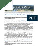 PA Environment Digest Feb. 5, 2018