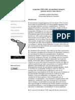 Spektorowoki Alberto -Argentina 1930-1940 Nacionalismo Integral, Justicia Social y Clase Obrera